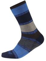 Ibex Colorblock Crew Sock