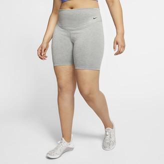"Nike Women's 7"" Shorts (Plus Size One"