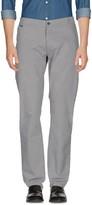 Grey Daniele Alessandrini Casual pants - Item 36951949