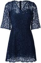 Dolce & Gabbana lace dress - women - Silk/Cotton/Polyamide/Viscose - 42