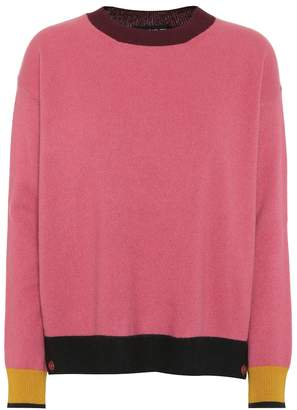 Etro Wool and cashmere-blend sweater