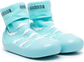Mini Melissa Alpha Play Sunny Day sneakers