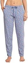 Schiesser Women's Mix&Relax Jerseyhose Lang Pyjama Bottoms