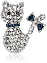 BellyAnna Boutique Cute Animal Rhinestone Brooches For Wedding Joker