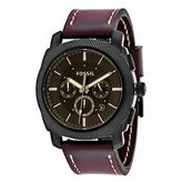 Fossil Machine FS5121 Men's Stainless Steel Analog Watch Chronograph