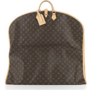 Louis Vuitton Garment Cover Monogram Canvas