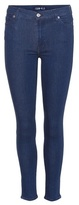 7 For All Mankind The High Waist Skinny Crop Jeans