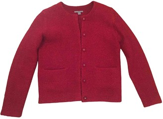 Cos Red Wool Jacket for Women