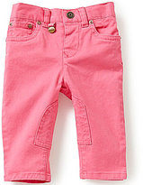 Ralph Lauren Baby Girls 3-24 Months Stretch Twill Skinny Pants