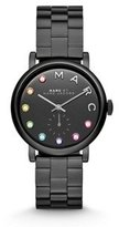 Marc by Marc Jacobs Women's MBM3422 Baker Black Stainless Steel Watch