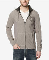 Buffalo David Bitton Men's Kaplate Vintage Zip-Front Hoodie