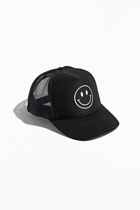 Urban Outfitters Smile Trucker Hat