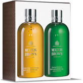 Molton Brown Invigorating Suma Ginseng & Bracing Silverbirch Bath and Shower Gel Duo 2 x 300ml
