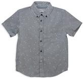 Sovereign Code Boys' Crystal Cove Short Sleeve Shirt - Little Kid