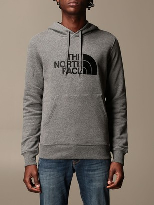 The North Face Sweatshirt With Hood And Logo