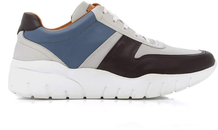 Bally Bizard Calfskin Sneaker