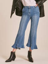 Womens Colored Flare Jeans - ShopStyle