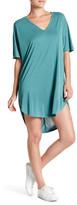 Lush Dolman Sleeve Shift Dress