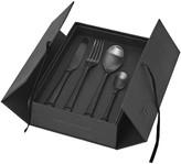 Broste Copenhagen - Hune Cutlery Set - Titanium Matt Black