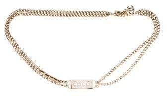 Chanel Coco Chain-Link Waist Belt