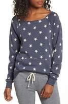 Alternative Women's Maniac Camo Fleece Sweatshirt