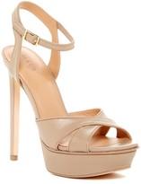 Halston Naomi Platform Sandal