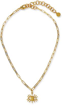 Nest Jewelry Evil Eye Pendant on Chain