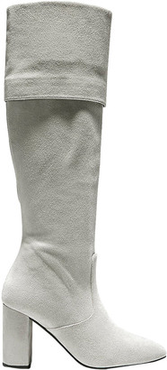 Cole Haan Tess Cuff Suede Boot