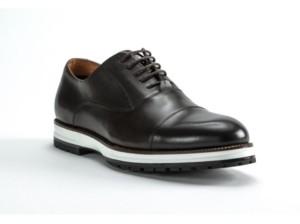 Ike Behar Men's Handmade Hybrid Cap Toe Shoes Men's Shoes