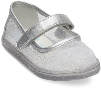 Toms Baby's, Kid's & Youth's Glitter Mesh Mary Janes