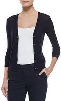 theory black cardigan sweater - ShopStyle