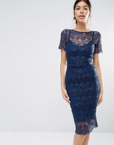 Body Frock Lisa Sculpting Lace Dress