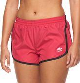Umbro Women's Solid Track Running Shorts