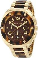 Michael Kors Women's Damon MK5593 Stainless-Steel Quartz Watch