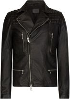 Allsaints Allsaints Rowley Leather Biker Jacket