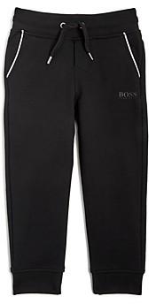 HUGO BOSS Boys' Logo Jogger Pants - Little Kid, Big Kid