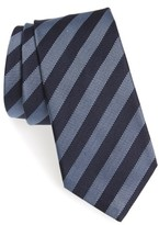 Michael Bastian Men's Stripe Silk Tie