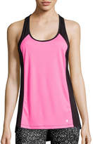 Xersion Double Colorblock Tank Top - Tall