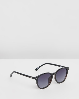 Le Specs Women's Black Round - Bandwidth Alt Fit - Size One Size at The Iconic