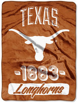 Northwest Company Texas Longhorns Micro Raschel Varsity Blanket
