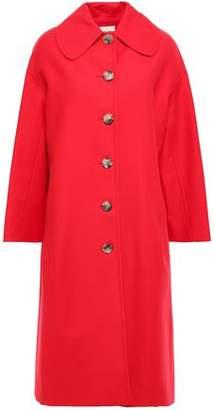 KHAITE Doris Cotton-gabardine Coat