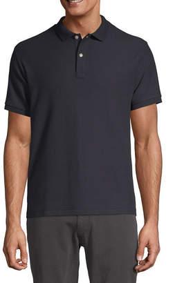 Izod Young Men's Short Sleeve Polo Shirt