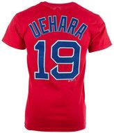 Majestic Men's Koji Uehara Boston Red Sox Official Player T-Shirt
