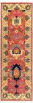 """Solo Rugs Abstract Runner Rug, 2'7"""" x 8'2"""""""