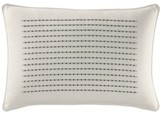 Nautica Caldwell Embroidered Pillow
