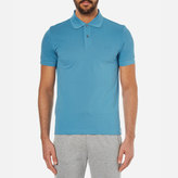 BOSS GREEN Men's CFirenze Small Logo Polo Shirt - Blue