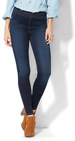 New York & Co. Soho Jeans - High-Waist Pull-On Legging - Rinse