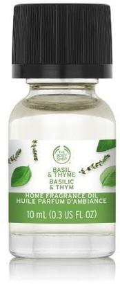 The Body Shop Basil & Thyme Home Fragrance Oil