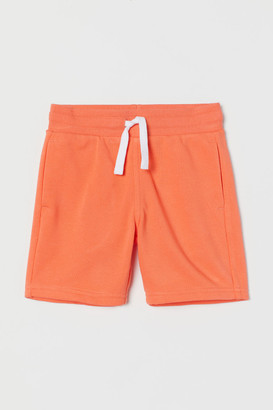 H&M Sweatshorts - Orange