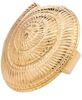 Tohum shell-embellished ring